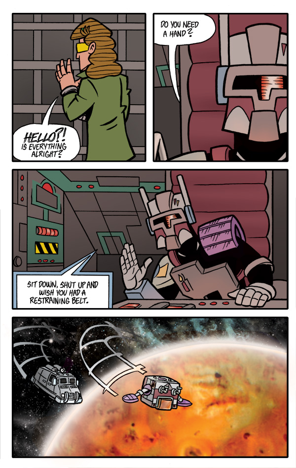 Dressed For Success – Page 155